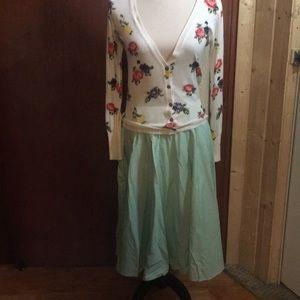 Unique Vintage Skirt